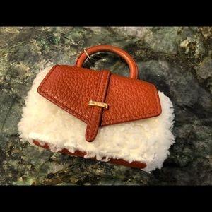 Accessories - Tory Burch- Cute mini coin/key/card purse